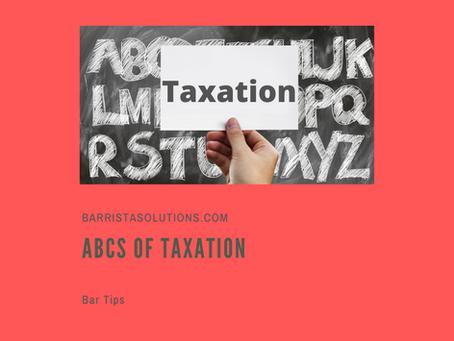 ABCs of Taxation
