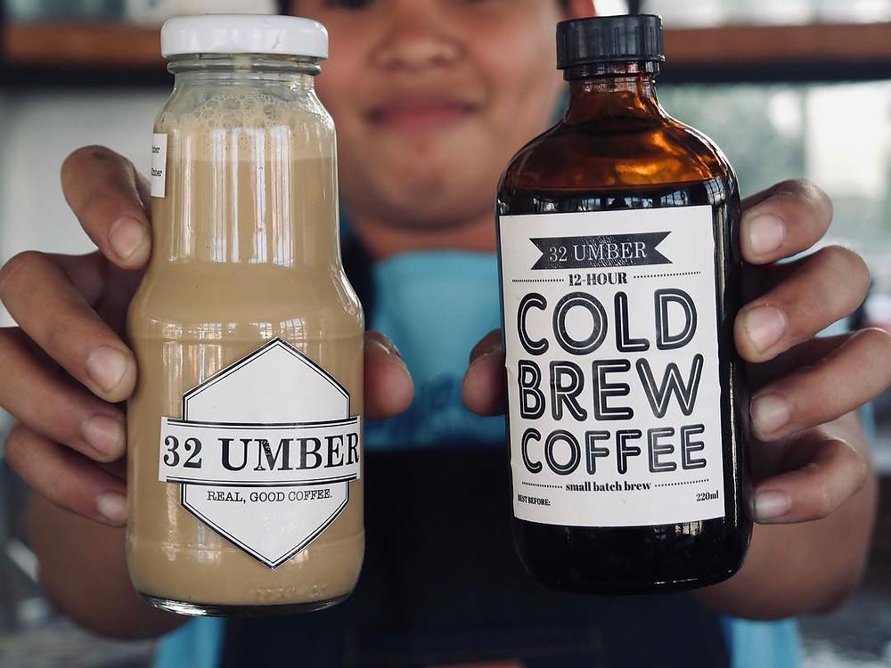 hand brewed coffee