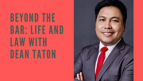 Beyond the Bar: Life and Law with Dean Taton