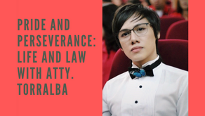 Pride and Perseverance: Life and Law with Atty. Torralba