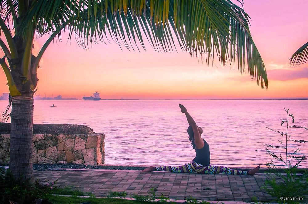 Mastering Yoga Pose