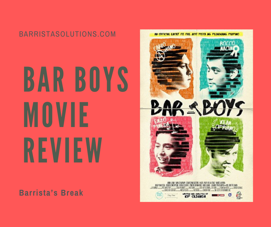 Barrista Solutions reviews an acclaimed movie about Law School.