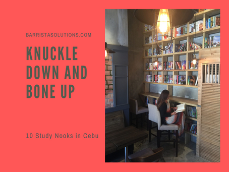 Knuckle Down and Bone Up: 10 Study Nooks in the Queen City of the South
