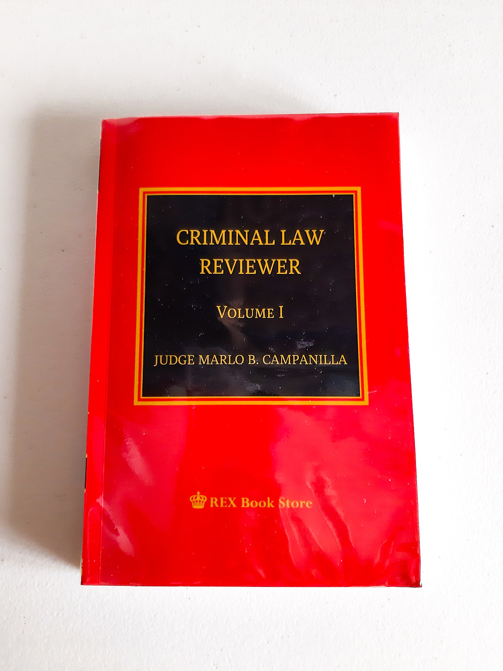 Criminal Law Reviewer by Judge Campanilla