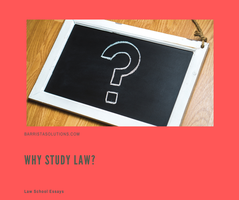 Law School life is undeniably hard. All law students are in agreement that sometimes they lose sight of what's important and that is to finish what they started. Sometimes, the thought of quitting exists when we forget our whys.