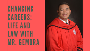 Changing Careers: Life and Law with Mr. Gemora