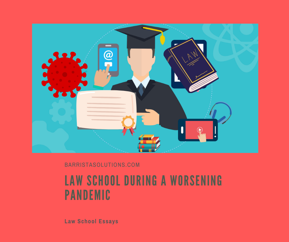 In the Philippines, the study of law has been gravely affected by the pandemic. The 2020 Bar Exams was canceled and study of law has become virtual. During this time of uncertainty, we delve further on  the impact of the pandemic to Law Students.