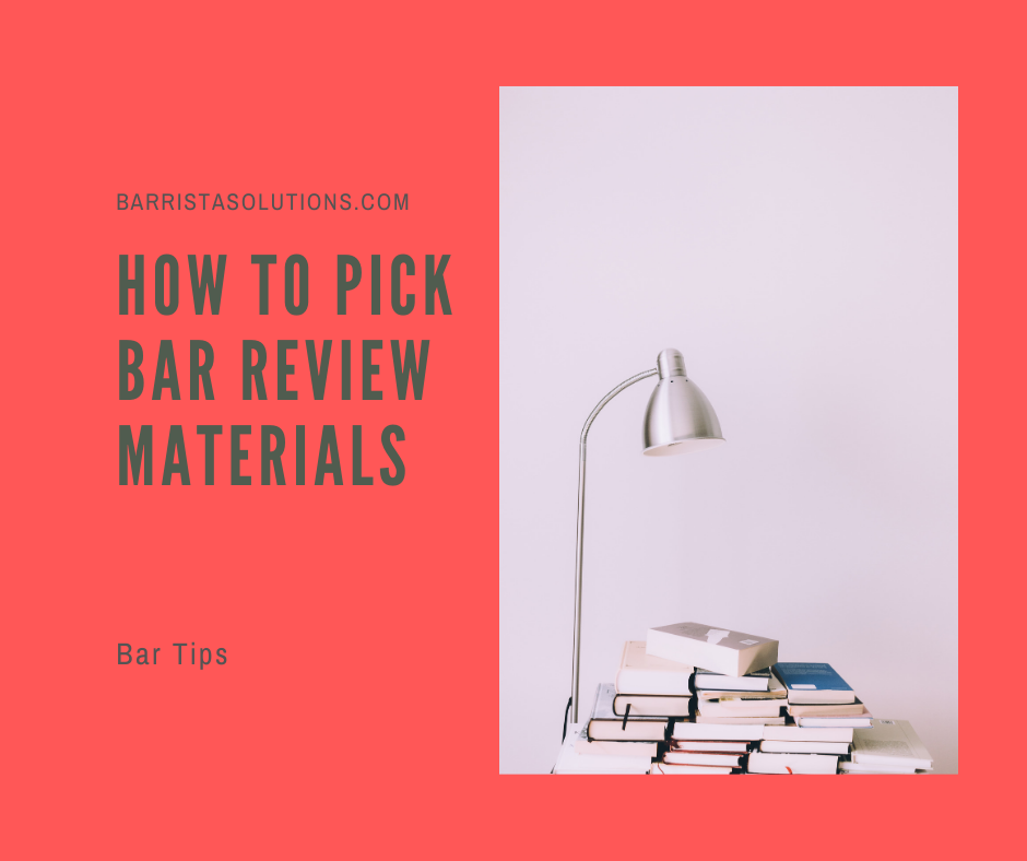 How to choose Philippine Bar Review Materials that are suitable for your learning style
