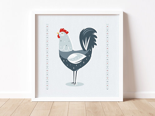 ROOSTER - print