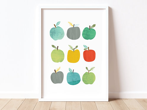APPLES - print