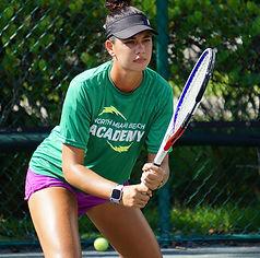 North Miami Beach Tennis Academy - NMBA - Florida - Junior Tennis Camps and Sports Academy - Summer Camp Programs - Girls Tennis