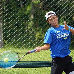 North Miami Beach Tennis Academy - NMBA - Florida - Junior Tennis Camps and Sports Academy - Summer Camp Programs - Boys Tennis