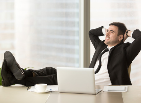Estresse no trabalho? Veja 4 formas práticas de aliviar