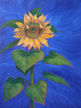 Monolithic Sunflower