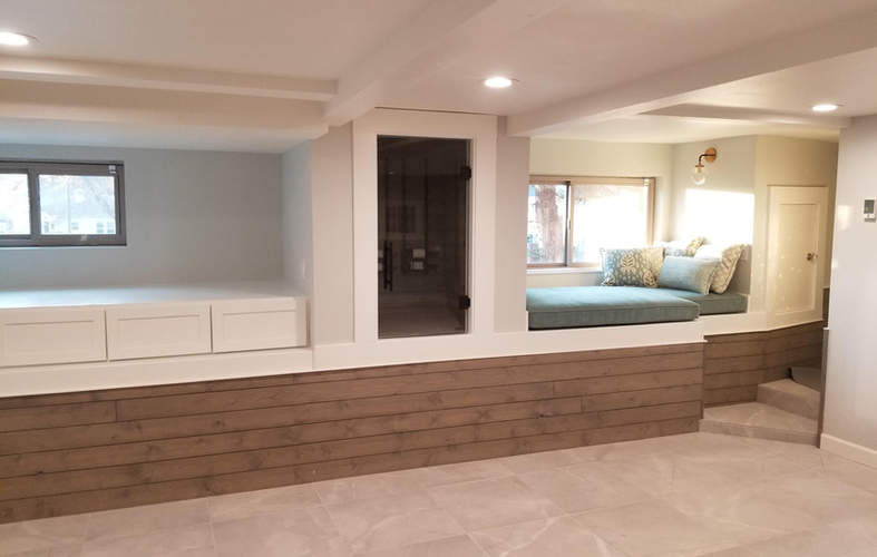 Custom spaces wood works