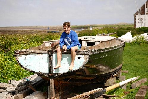 Tide sail on Growler