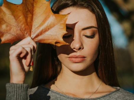 LEAVES ARE FALLING AND SO ARE YOUR LASHES
