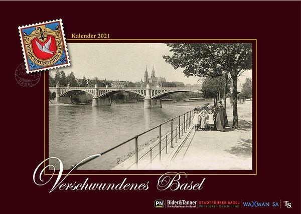 Verschwundenes Basel Kalender