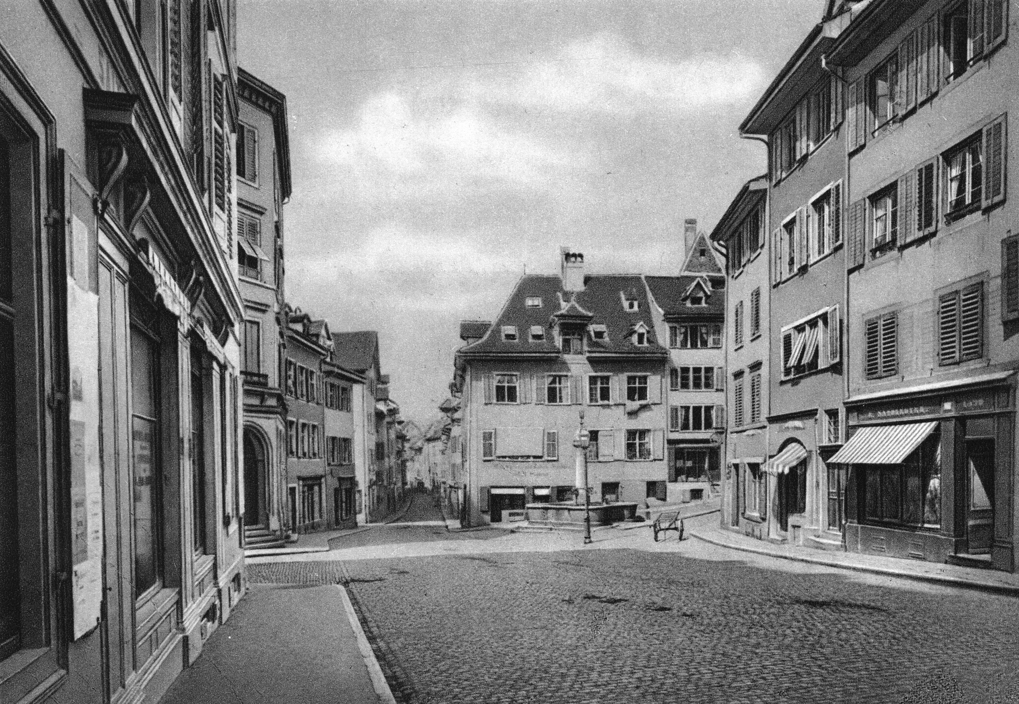 Obere Freiestrasse