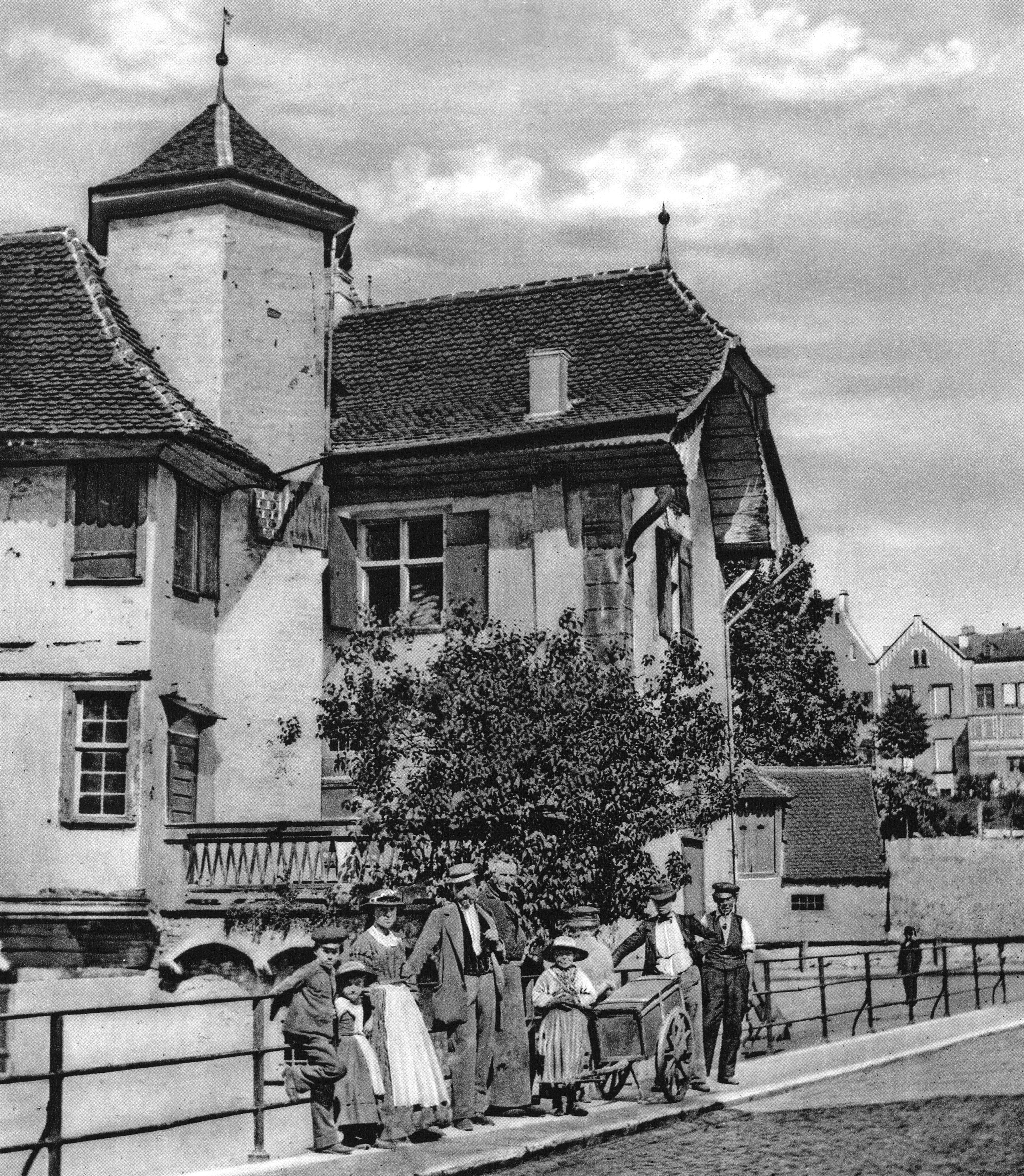 Die alte Engelsburg