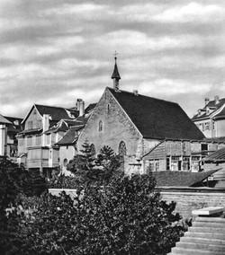 Die alte St. Elisabethenkapelle