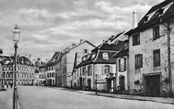 St. Alban-Graben vor 1878