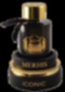 Iconic, merhis, niche, luxury, perfumes