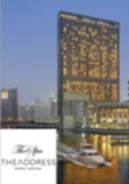 The Spa, The Address Dubai Marina