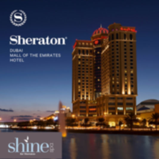 Merhis, Shine Spa, Sheraton Dubai Mall of Emirates