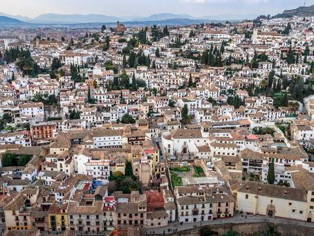 Granada, la perla dell'Andalusia