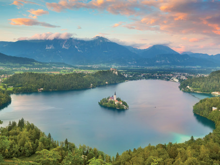 Bled, la perla alpina