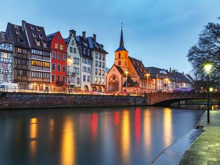 Strasburgo: Capitale del natale