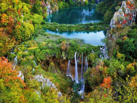 In giro per il mondo: Plitvice - Croazia