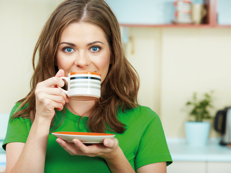 CAFFÈ VERDE... e riattivi il metabolismo!