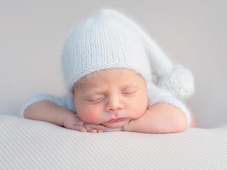 Osteopatia a misura di bebè