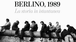 "All'ex Fabbrica Bertoni dal 5 ottobre al 1° dicembre, la mostra fotografica ""Berlino 1989."