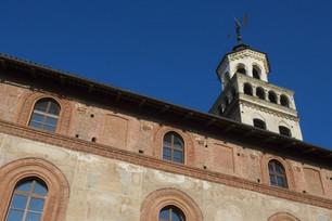 Incontro con Carlo Petrini e il Vescovo di Amatrice Domenico Pompili