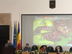 La Fondazione Agrion a Bucarest per discutere di frutticoltura