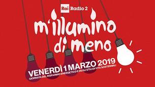 """Anche Saluzzo aderisce a """"M'illumino di meno"""": venerdì 1° marzo la giornata di mobilit"""