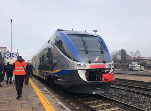Dal 7 gennaio attiva la linea Saluzzo-Savigliano con integrazione su gomma: disponibili orari, bigli