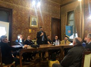 """Firmato il protocollo d'intesa per la futura sede dei centri diurni """"San Lazzaro"""" e &q"""
