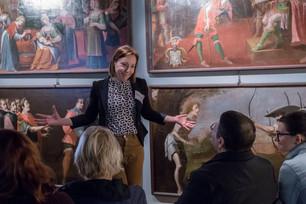 Nuovo progetto di accessibilità ai musei: hanno aderito anche Casa Cavassa e la Pinacoteca Matteo Ol