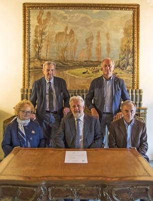 Fondazione Crs: ecco il nuovo Consiglio d'Amministrazione guidato da Piccat