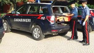 """Tenta una """"truffa dello specchietto"""", fermato dai Carabinieri"""