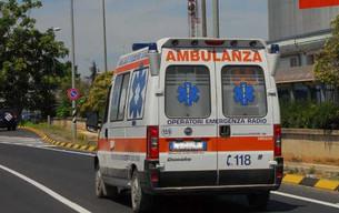 Incidente sulla provinciale tra Saluzzo e Pinerolo: un ferito in codice rosso