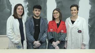 Lavori in corso alla Fondazione Bertoni