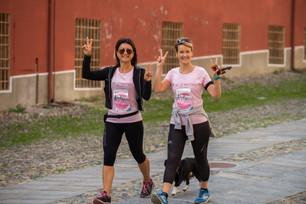 Alla terza Camminata organizzata dalla Lilt di Saluzzo oltre 500 partecipanti hanno sostenuto la cam