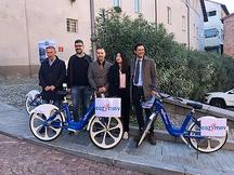 """Dal 31 ottobre anche a Saluzzo Bus Company interromperà il servizio di bike sharing """"Bus2Bike&q"""