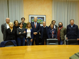 Federico Borgna riconfermato presidente della Provincia