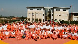 La Croce Verde di Saluzzo domenica 15 settembre festeggia il 40° anniversario di fondazione